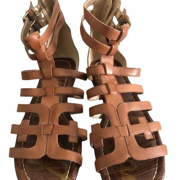 Sam Edelman Berke Leather Sandal